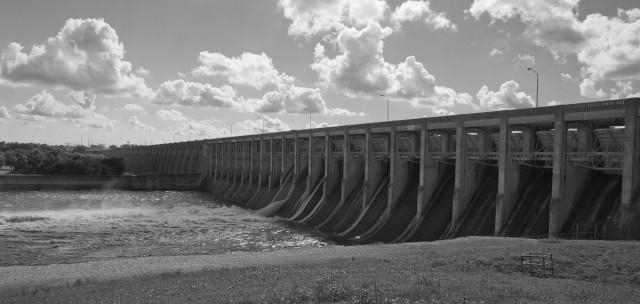 Grand Lake of the Cherokee Dam