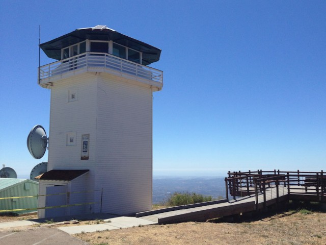 Boucher Hill Fire Lookout